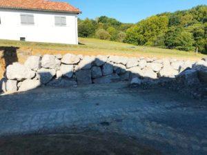 realisation enrochement dans le pays basque 64